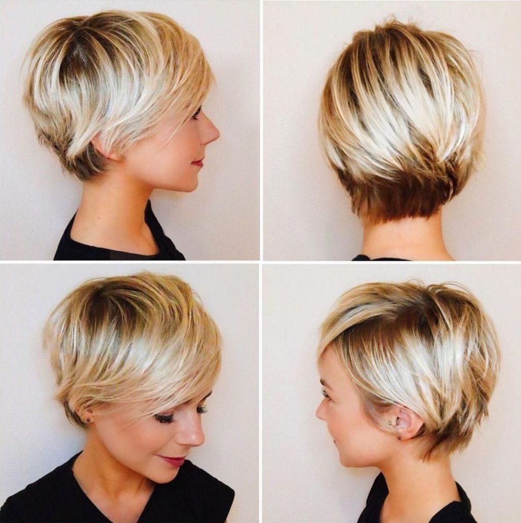Short Layered Haircuts 13